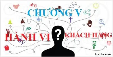 Read more about the article Chương 5: Các Yếu Tố Bên Trong Ảnh Hưởng Hành Vi Khách Hàng