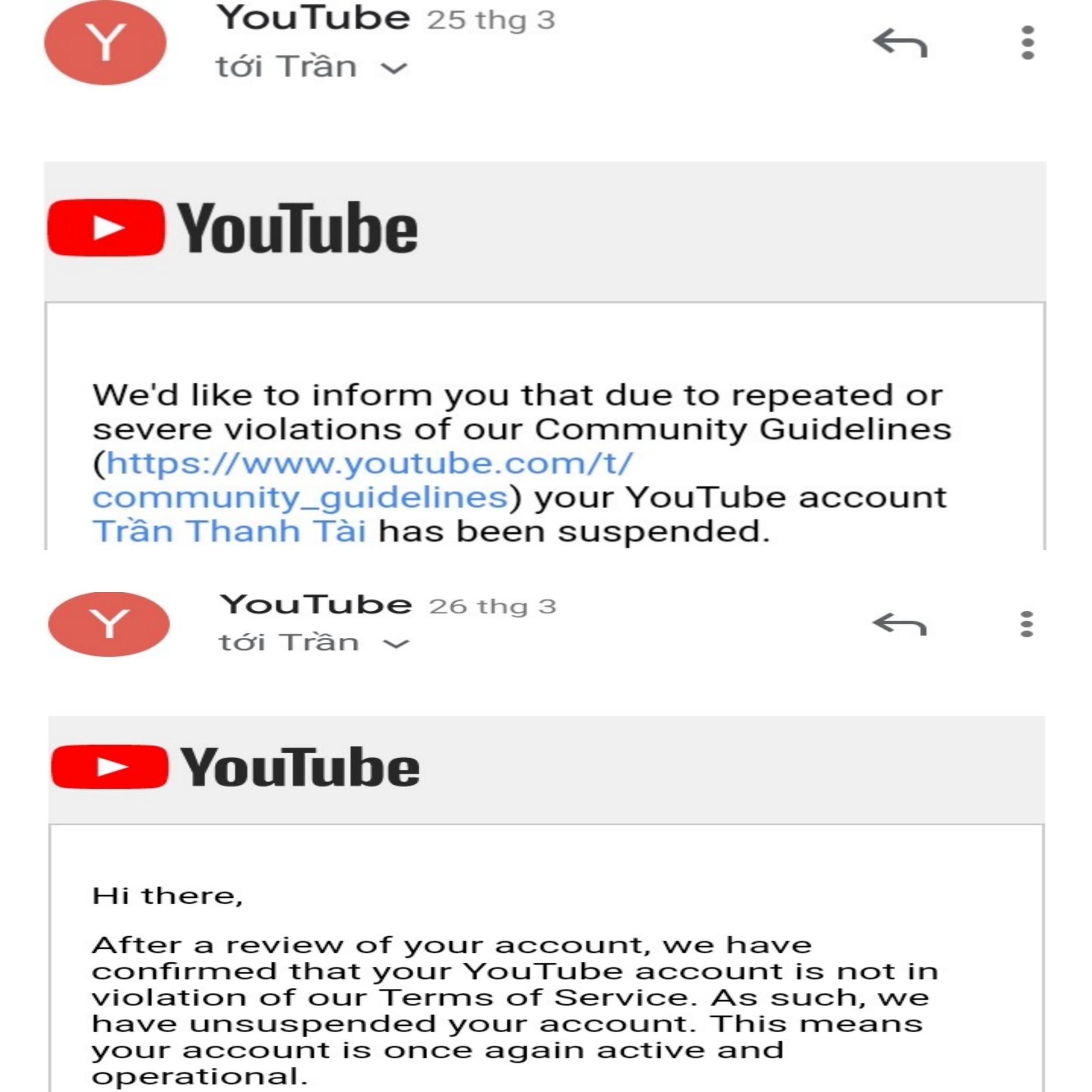 Thấy gì khi Youtube vô hiệu hoá hàng loạt kênh trong thời dịch