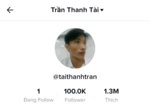 Case study: TikTok đạt 100k follow trong 2 tháng