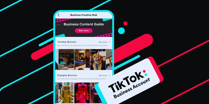 TikTok thêm mới: Trung tâm sáng tạo doanh nghiệp